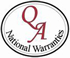 Quality Assured National Warranties